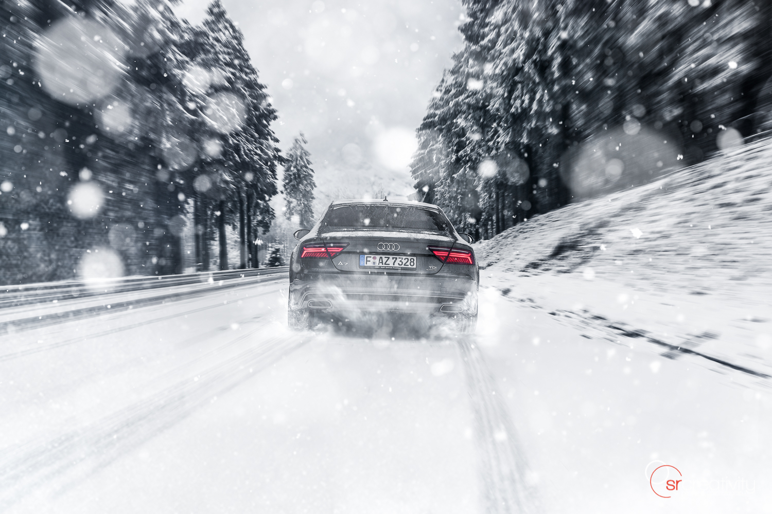 Audi A7 2015 - SR-CReativity - www.sr-creativity.de
